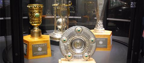 Eintracht Pokale