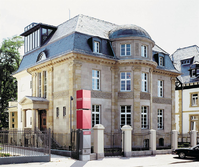Aussenansicht Museum Giersch
