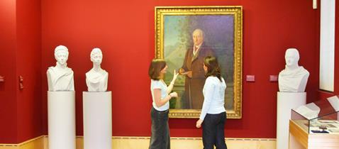 Goethe-Museum - Raum 9