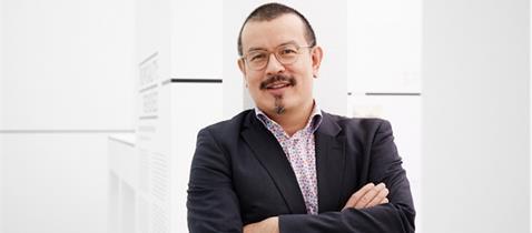 DAM-Team Architekturbiennale  Peter Cachola Schmal