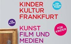 Cover Kinderkulturführer Frankfurt am Main © Kulturamt Frankfurt am Main