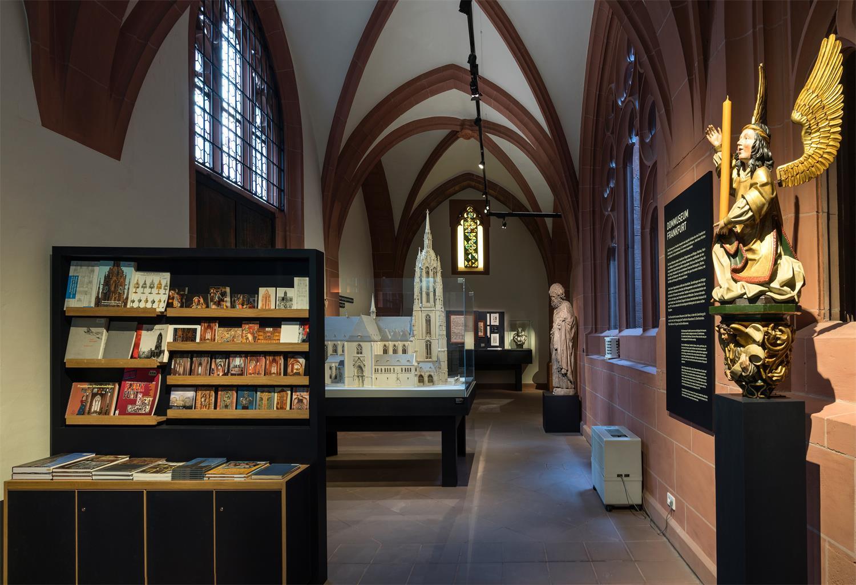 Dommuseum Frankfurt, Foto: Wolfgang Günzel