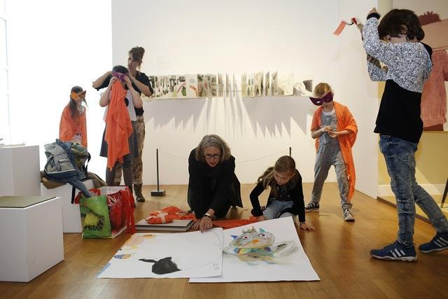Projekt Kunstnetz, Foto: Anja Jahn