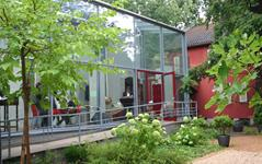 Außenansicht Bibelhaus Frankfurt © Bibelhaus Frankfurt / Ralf Baumgarten