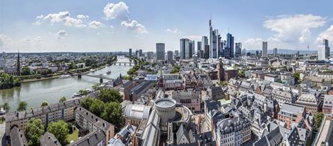 Panorama Frankfurt © Alexander Paul Englert