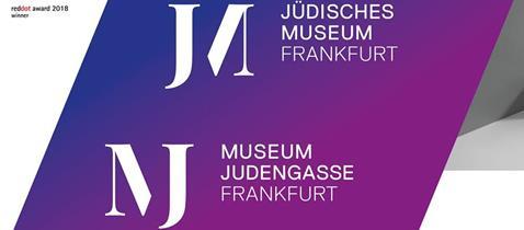 Das neue Corporate Design des Juedischen Museums gestaltet von Markwald Neusitzer Identity