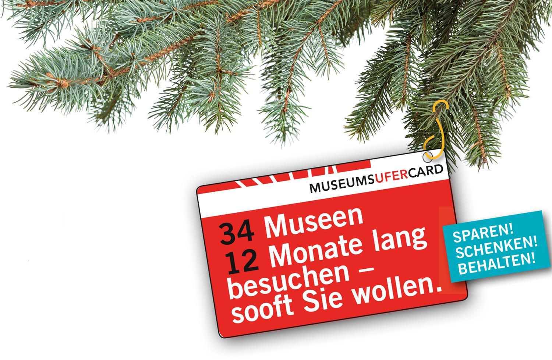 Museumsufercard-Kampagne 2018