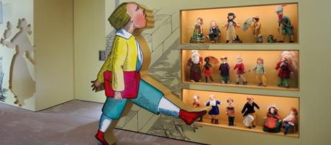 Struwwelpeter Museum, Foyer © Walter Kutz