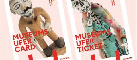 MuseumsuferCard und -Ticket 2020