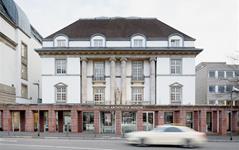 Deutsches Architekturmuseum, Außenansicht © Moritz Bernoully