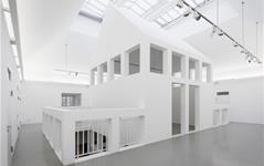 Deutsches Architekturmuseum, 3. Obergeschoss © Moritz Bernoully