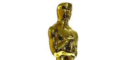 """Academy Award™ von Maximilian Schell für die beste männliche Hauptrolle in """"Das Urteil von Nürnberg"""" (US 1961)"""
