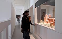 Deutsches Architekturmuseum, Dauerausstellung