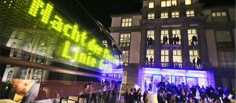 Nacht der Museen, Foto: Frank Rumpenhorst